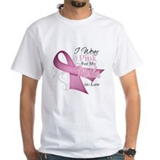 Mother-in-Law Breast Cancer Shirt