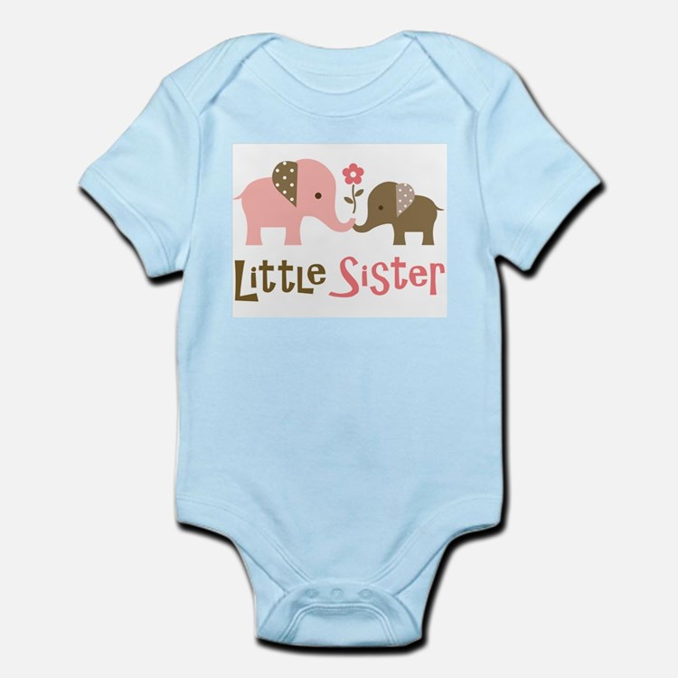 Little Sister - Mod Elephant Body Suit