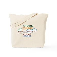 Chugga Chugga Choo Choo Tote Bag