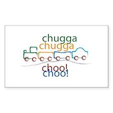 Chugga Chugga Choo Choo Decal