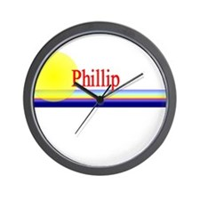 Phillip Wall Clock
