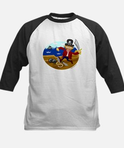 pirate Kids Baseball Jersey