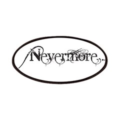 Nevermore Poe Patches