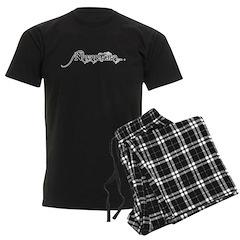 Nevermore Poe Pajamas
