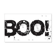 Boo! Wall Decal