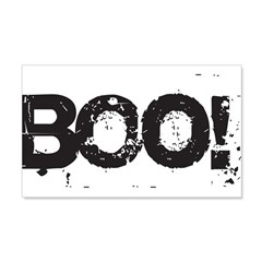 Boo! Wall Decal