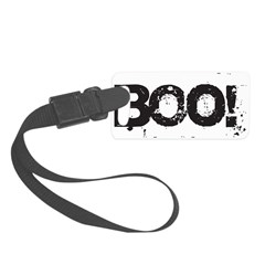 Boo! Luggage Tag