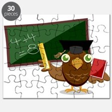 teacher owl Puzzle