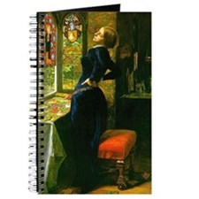 Mariana by Millais Journal
