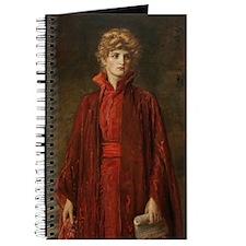 Portia by Millais Journal