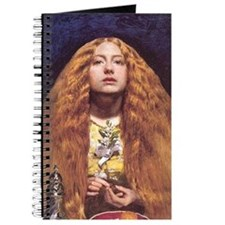 The Bridesmaid by Millais Journal