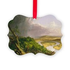 View from Mount Holyoke Ornament