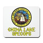 China Lake SpecOps Mousepad