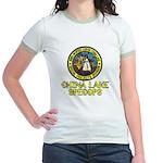 China Lake SpecOps Jr. Ringer T-Shirt