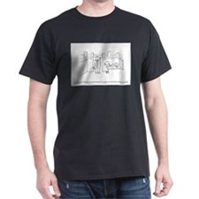 DOG CUBICLE T-Shirt
