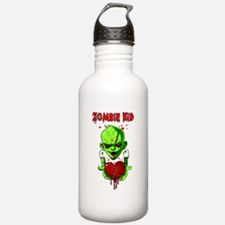 Zombie Kid Water Bottle