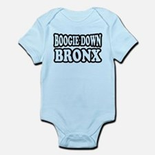 Boogie Down Bronx Infant Bodysuit