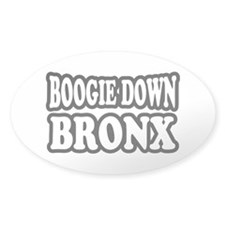 Boogie Down Bronx Decal