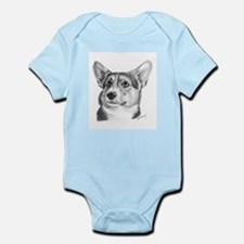 Corgi Infant Bodysuit