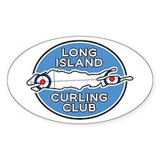 Long Island Curling Club Decal