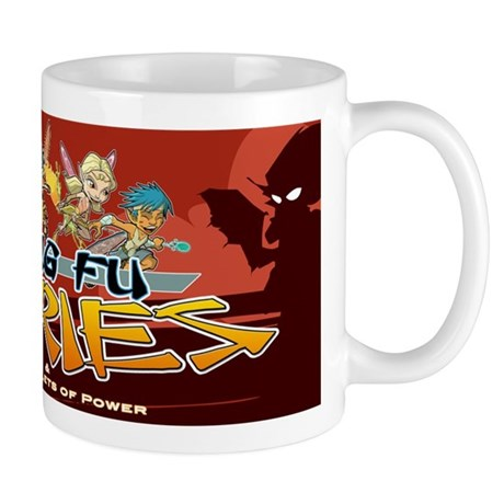 Kung Fu Fairies & The Amulets of Power Mug