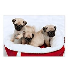 Puppies Postcards (Package of 8)
