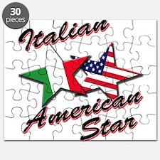 Italian American Star Puzzle