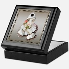 Harlequin # 1 Keepsake Box