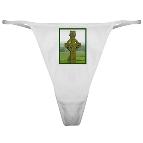 Celtic Cross Classic Thong