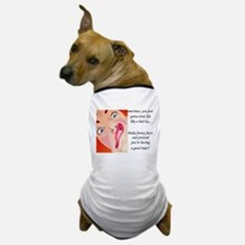 Funny Face Dog T-Shirt