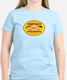 GRANDCHILDREN ARE GIFTS FROM GOD T-Shirt