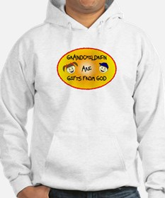 GRANDCHILDREN ARE GIFTS FROM GOD Hoodie