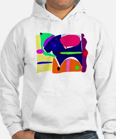 Curvaceous Eye Box Tool Lunch Hoodie