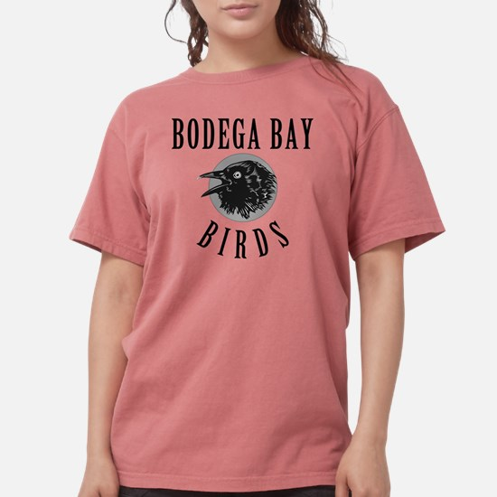 Bodega-Bay-School-Bird Womens Comfort Colors Shirt