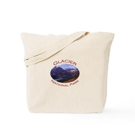Glacier National Park...Grinnell Glacier Tote Bag