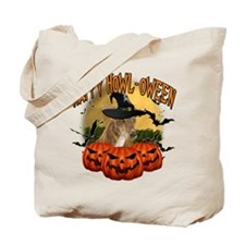 Happy Halloween Greyhound.png Tote Bag