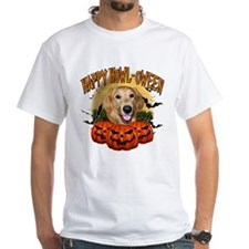Happy Halloween Golden Retriever.png Shirt