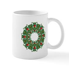 Fractal Wreath Mug