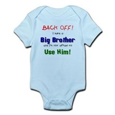 have a big brother Body Suit