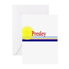 Presley Greeting Cards (Pk of 10)