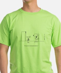 PEOPLE PLEASING DOGS T-Shirt
