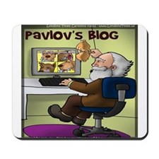 Pavlovs Blog Mousepad