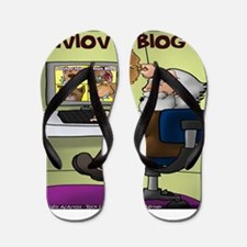 Pavlovs Blog Flip Flops