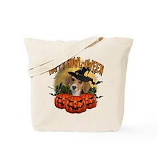Happy Halloween Beagle.png Tote Bag