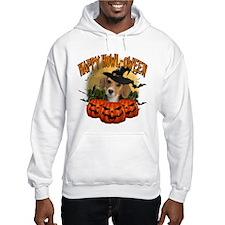 Happy Halloween Beagle.png Hoodie