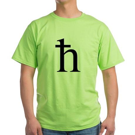 H bar front 2 T-Shirt