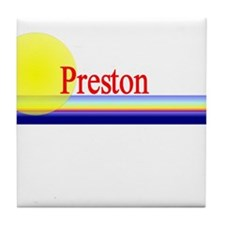 Preston Tile Coaster