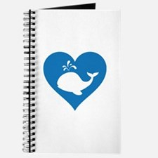 Love whale Journal