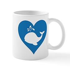 Love whale Mug