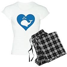 Love whale Pajamas
